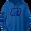 Thumbnail: Performance Fleece Hoodie (Tail Logo)