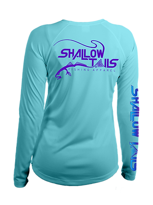 Ladies - Performance Long Sleeve (Main Logo)
