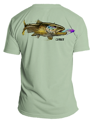 Men's Casual (Brown Trout)
