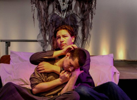 A trim 'Angels in America; at What A Do