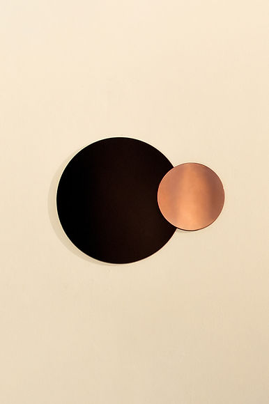 Constructivist Mirror Series(circle)by N
