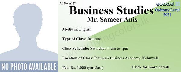 A127 Sameer Anis.jpg