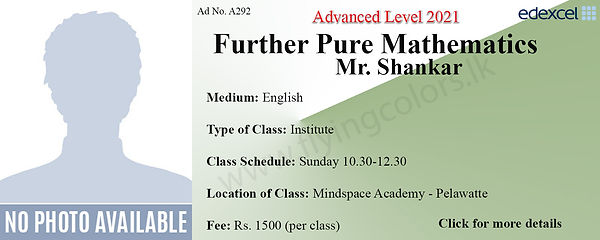 FPM Edexcel A/L Tuition Centre in Colombo | Edexel A/L