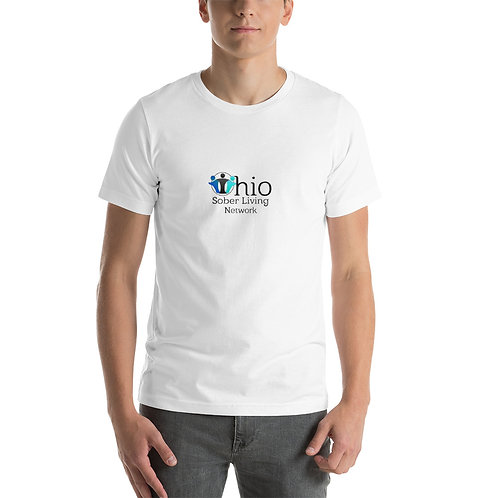 Ohio Sober Living Network Short-Sleeve Unisex T-Shirt