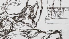 0018 - L'Ivrogne et sa Femme - Fable VII