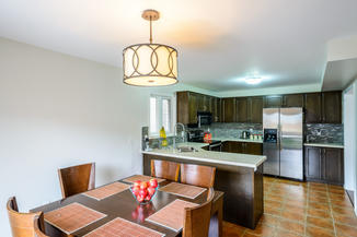 Kitchen Photography in Toronto