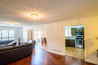Living room on ground floor toronto photo