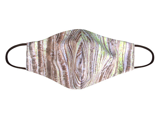 Mooney Mask - 'Young Kauri Forest'