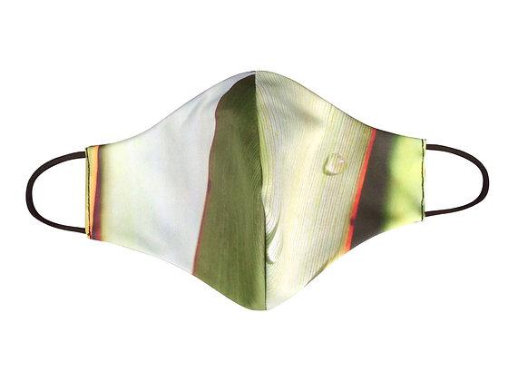 Mooney Mask - 'Flax Symmetry'