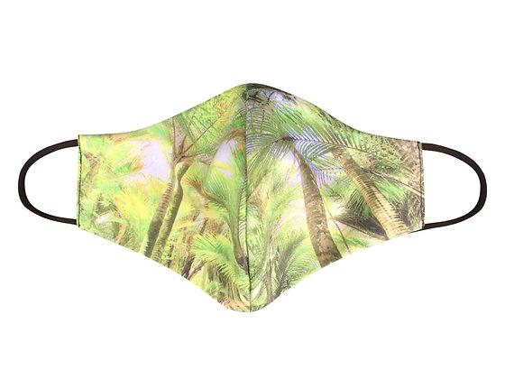 Mooney Mask - 'Nikau Palm Forest'