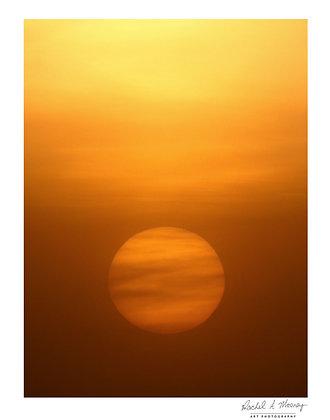 Fine Art Print -'Kaiwaka Sunrise' Kaiwaka