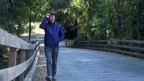 Kellen Walking on Greenwood Bridge.jpg