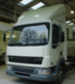 Daf LF Adjustabl Cab