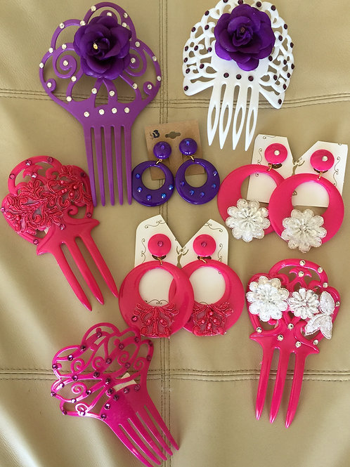 PINK AND PURPLE COLLECTION