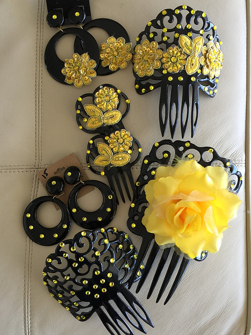 BLACK AND YELLOW COLLECTION