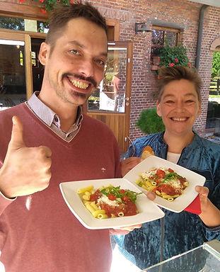 Pasta Et Cetera | foodtruck | mobiele pastabar | privéfeesten | pastaborden