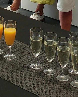drank receptie | prosecco | cava |Pasta Et Cetera | foodtruck | mobiele pastabar | fruitsap | feesten | events