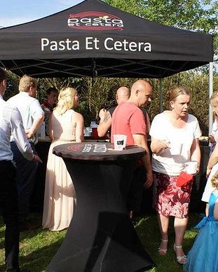 Pasta Et Cetera | hapjes | foodtruck | mobiele pastabar | statafels | partytent | feesten | events