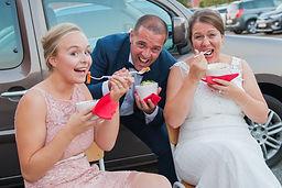 trouwfeest pastabekertjes wedding huwelijk Pasta Et Cetera catering pastabeker pasta à volonté