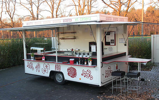 Foodtruck Pasta Et Cetara voor bedrijfsfeesten privéfeesten sportevent