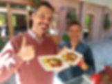 borden bestek pasta à volonté foodtruck pastabord Pasta Et Cetera catering