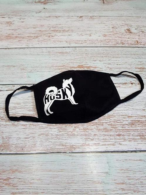 Face mask - Husky