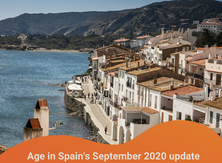 Age in Spain helps over 8,000 Brits with information on obtaining residency in Spain
