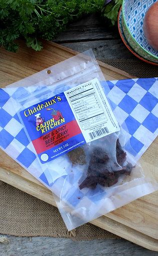 HOT & SPICY BEEF JERKY
