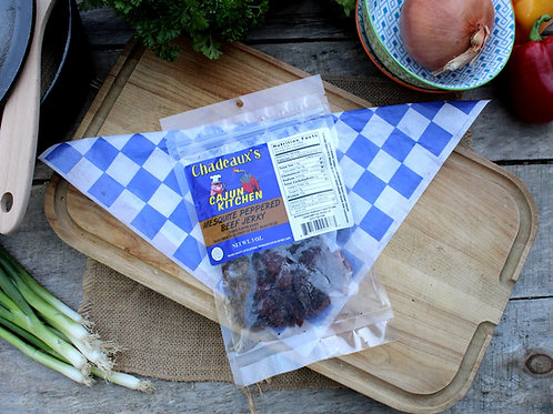 MESQUITE PEPPERED BEEFJERKY