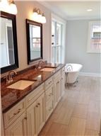 Custom Master Bathroom makeover