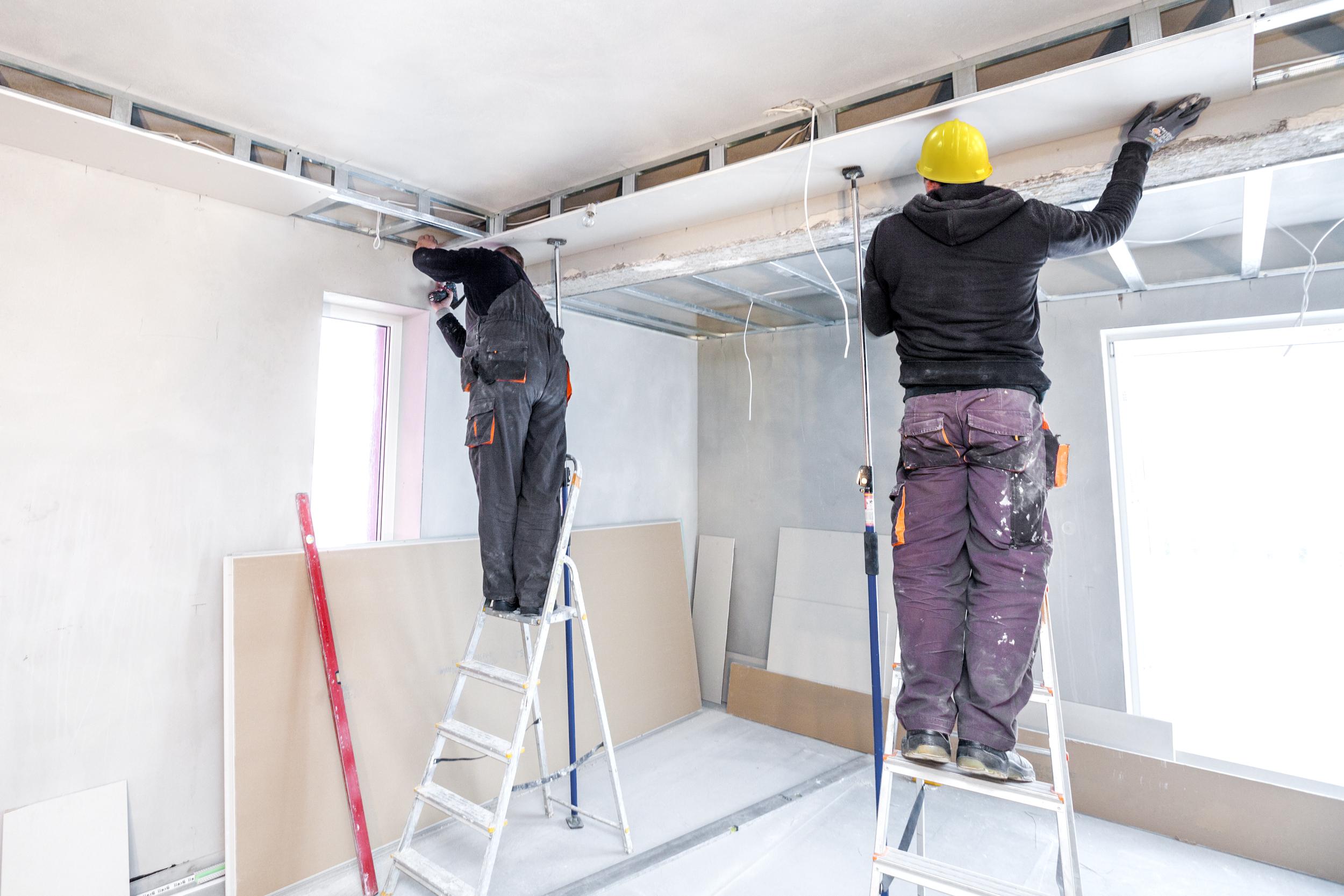 Suspended Ceilings.jpg Drywall ceiling
