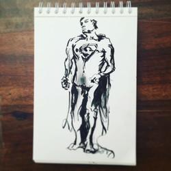 Superman Etude