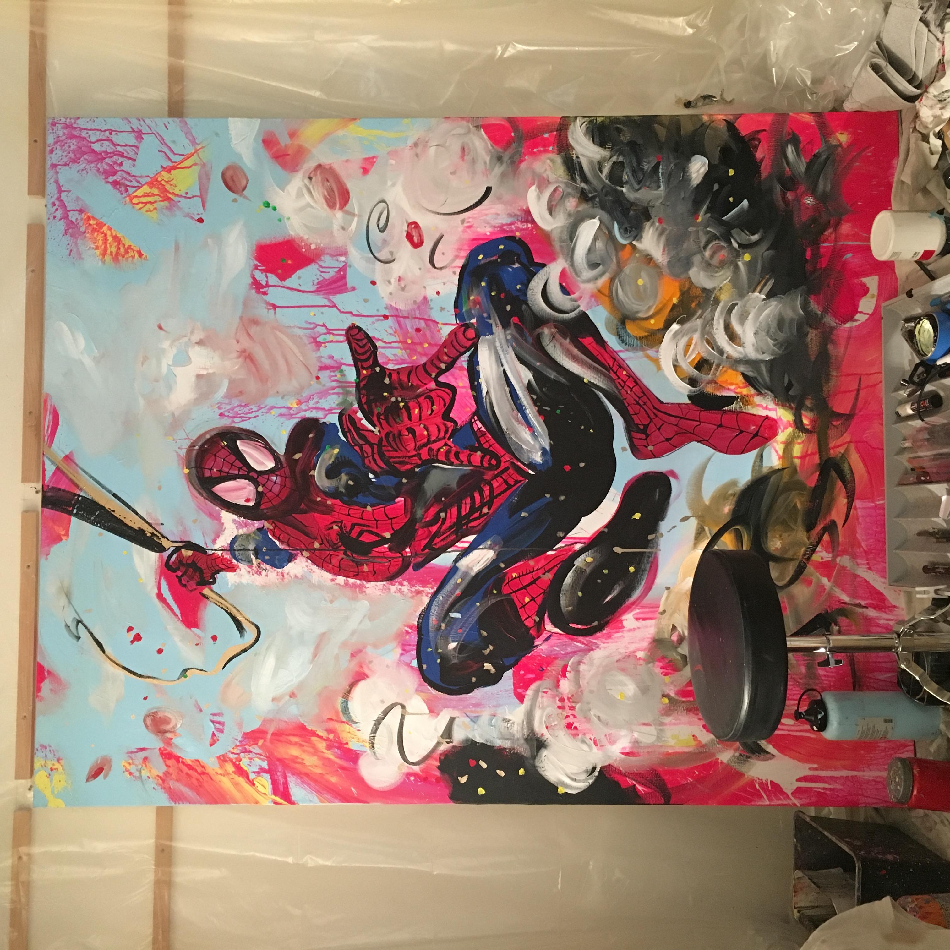 Urban Spider