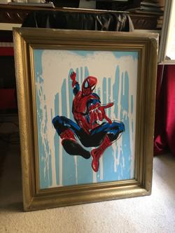 Urban Spider Etude