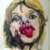 BABOU URBAN ART 1979 Jagger