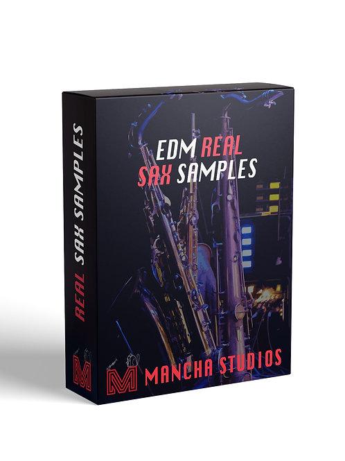 EDM Sax Samples Vol. 1