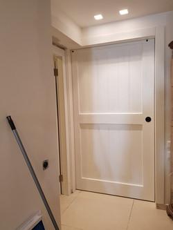 דלת הזזה פאנל קלאסי