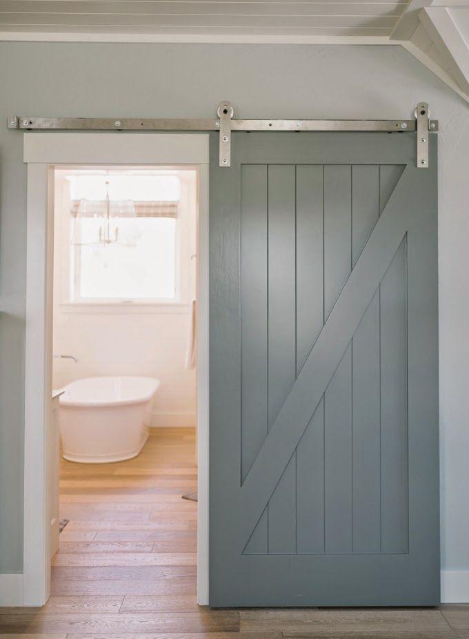 דלת אסם מודרנית