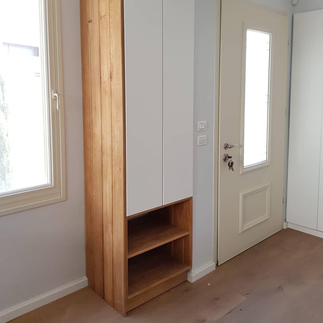 ארון שירות משולב קופסא פתוחה