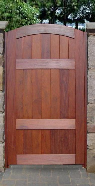 שער עץ סידר