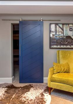 דלת הזזה בסגנון אסם