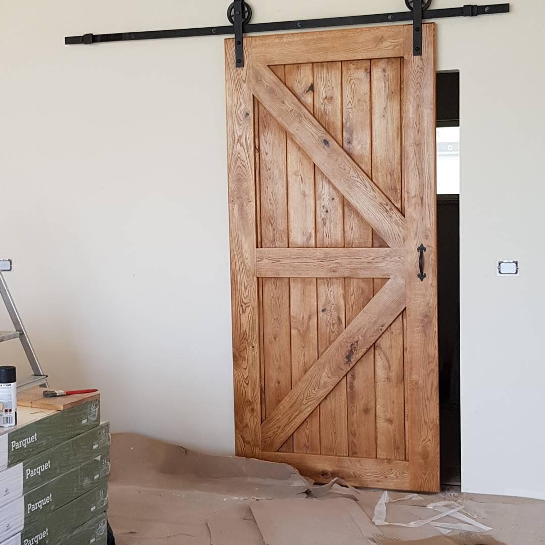 דלת אסם אלון מבוקע