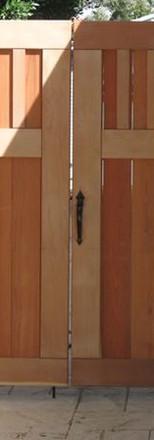 שער עץ קלאסי