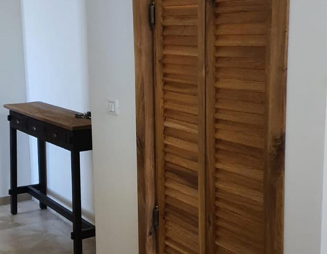 דלת קאובוי אסם