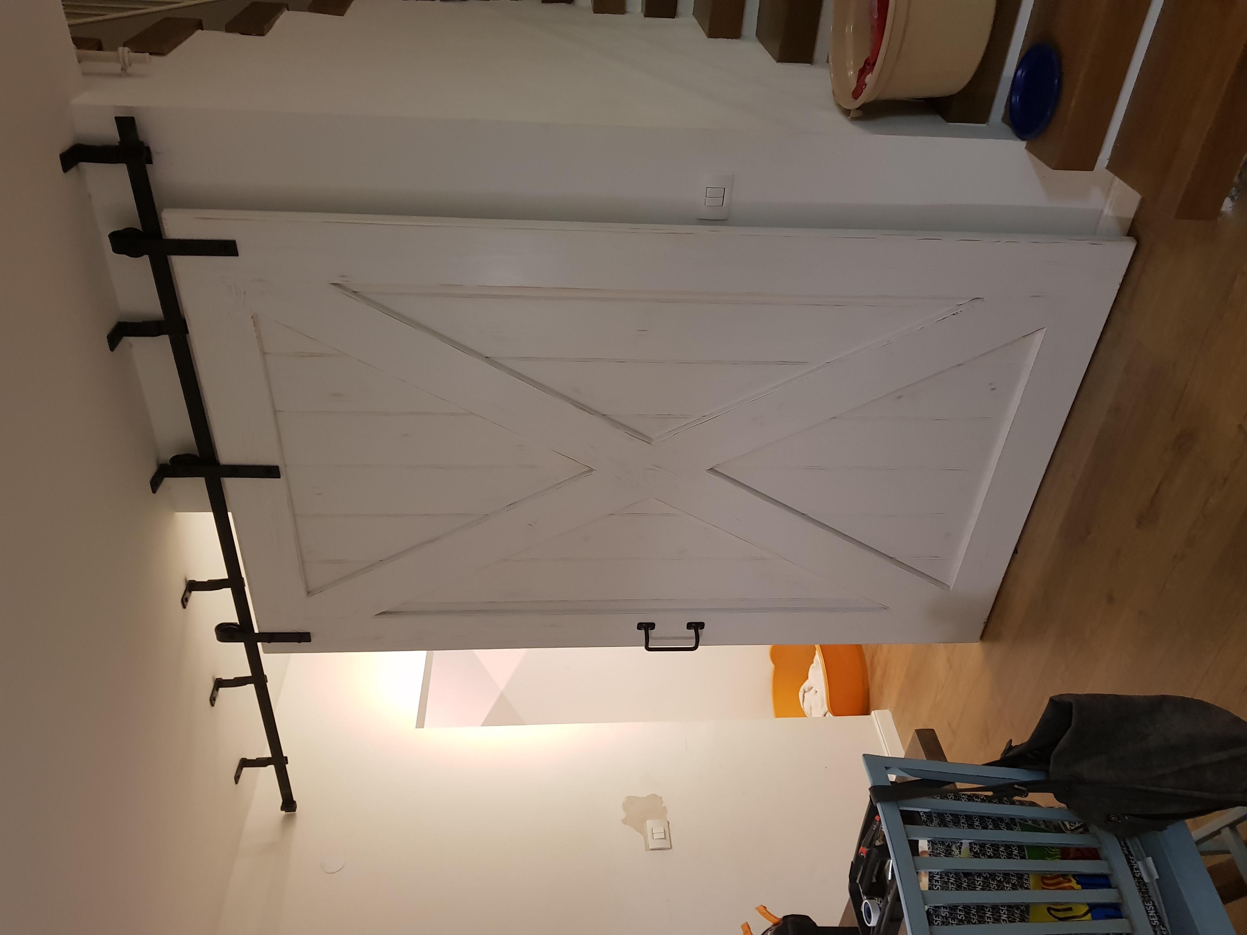 דלת אסם X ענקית