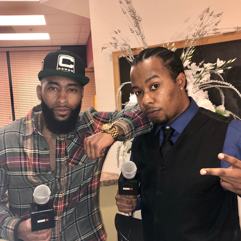 Willie Taylor (Day 26/Love And Hip Hop Hollywood) Meets Brink TV