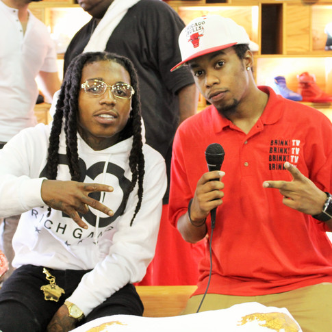 Jacquees Meets BrinkTV