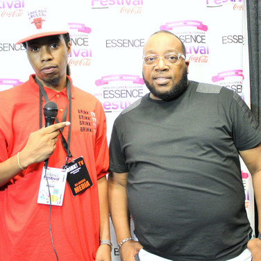 Marvin Sapp Meets BrinkTV