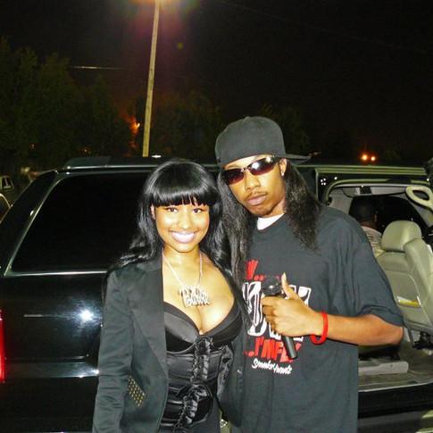 Nicki Minaj Meets BrinkTV