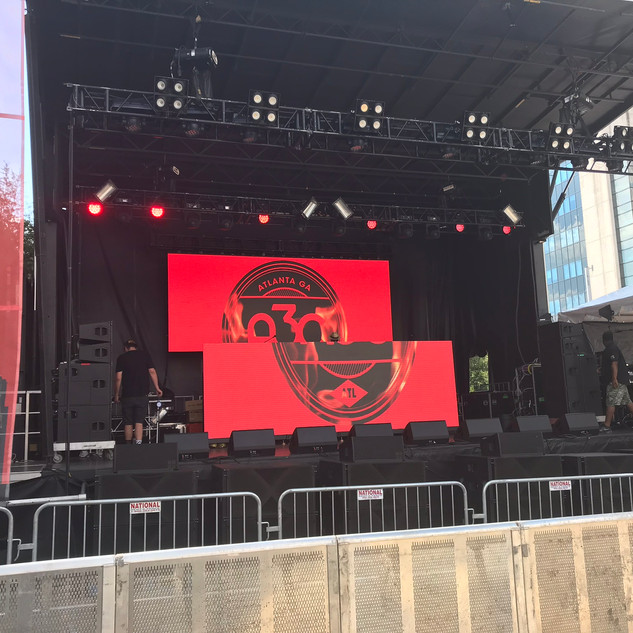 The A3C Festival Main Stage